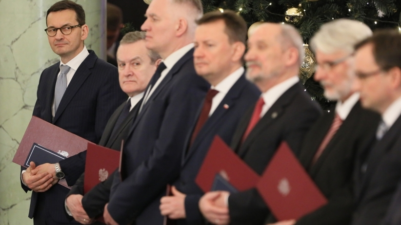 W styczniu poznamy skład rządu dobrany przez Morawieckiego i kierownictwo PiS