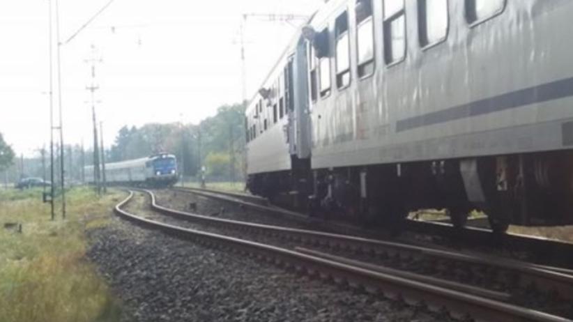 """Wagony odczepiły się od pociągu i pędziły przez Nysę. """"Cud, że nikt nie zginął"""""""