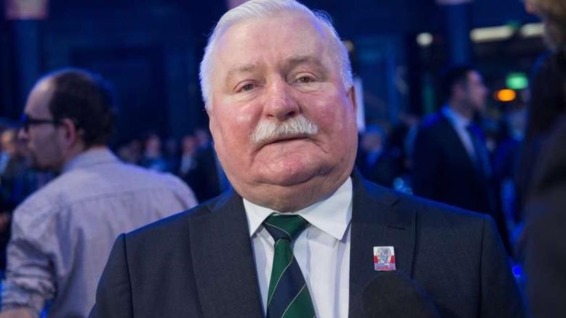 Wałęsa: w Polsce mamy faszyzm