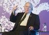 Wałęsa zgłosił kandydata do nagrody Nobla