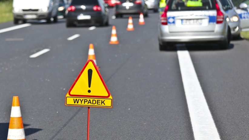 Wypadek pod Iławą
