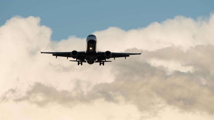 Przyleciała do Warszawy na gapę. Nietypowa pasażerka na pokładzie samolotu