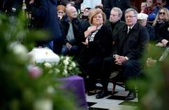 Uroczystości pogrzebowe Wojciecha Młynarskiego