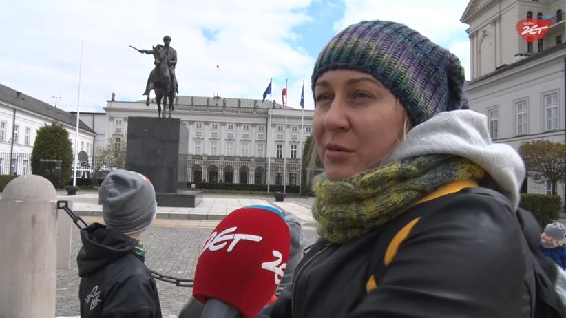 Pomnik Poniatowskiego zniknie spod Pałacu Prezydenckiego? Oto, co sądzą o tym mieszkańcy stolicy [WIDEO]