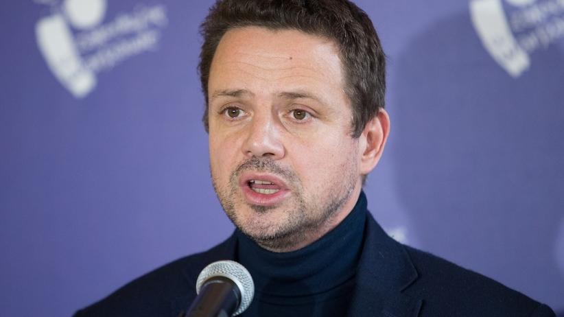 """Rafał Trzaskowski zapowiada trzydniową żałobę. """"Proszę, by był to czas zadumy i refleksji"""""""
