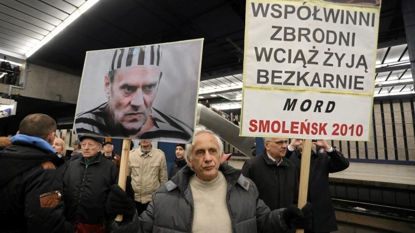 Donald Tusk w prokuraturze. Szef Rady Europejskiej stawił się w Warszawie