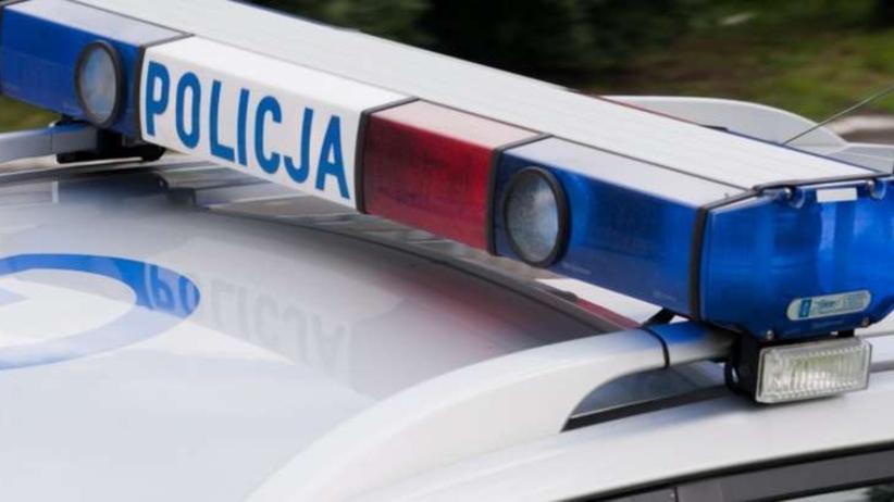 Warszawa: samochód z ciężarną kobietą zderzył się z tramwajem [WIDEO]