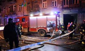 Warszawa: Wybuch w kamienicy na Pradze. NOWE FAKTY