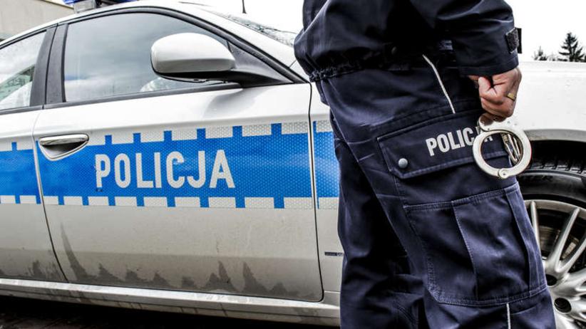 Biegał nago po warszawskiej Białołęce. Zmarł w trakcie interwencji policji