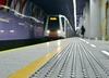 Warszawa. Gapowicz zepchnął na tory w metrze kontrolera biletów. Jest akt oskarżenia