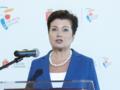 Hanna Gronkiewicz-Waltz dla Radia ZET: Patryk Jaki spieszy się do fotela prezydenta. Chce pokazać, że jest szeryfem