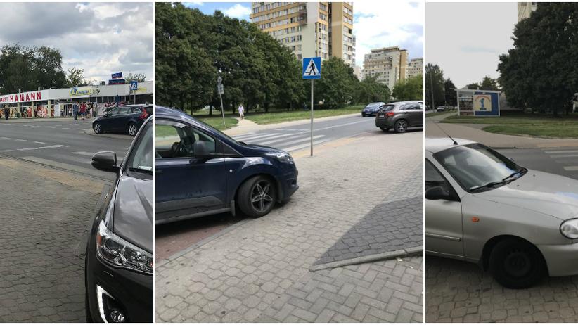 Warszawa. Kierowcy mogą parkować zbyt blisko przejść dla pieszych
