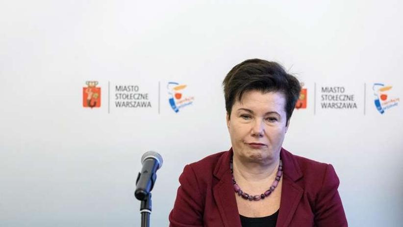 Komisja weryfikacyjna: Hanna Gronkiewicz-Waltz ukarana kolejną grzywną