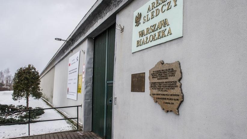TYLKO U NAS: Kolejne samobójstwo w Areszcie Śledczym w Warszawie-Białołęce