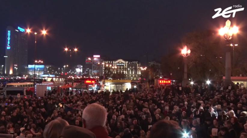 Ulicami Warszawy przeszedł ''Marsz milczenia'' [WIDEO]