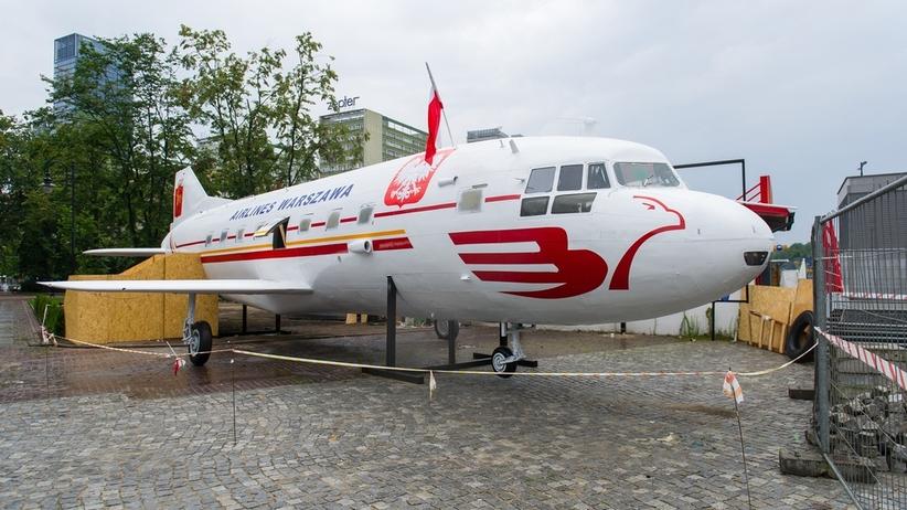 News Radia ZET: Samolot zniknie z Placu Defilad