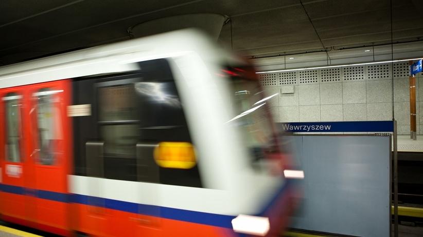 Warszawa. Nie żyje mężczyzna, który rzucił się pod metro na stacji Wawrzyszew