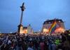 89. miesięcznica katastrofy smoleńskiej. Obywatele RP na ulicach Warszawy