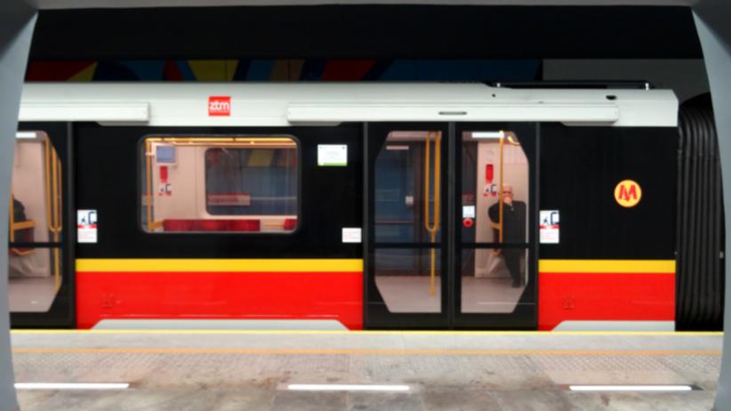 Śmierć pasażera w warszawskim metrze. Wyłączono z ruchu trzy stacje