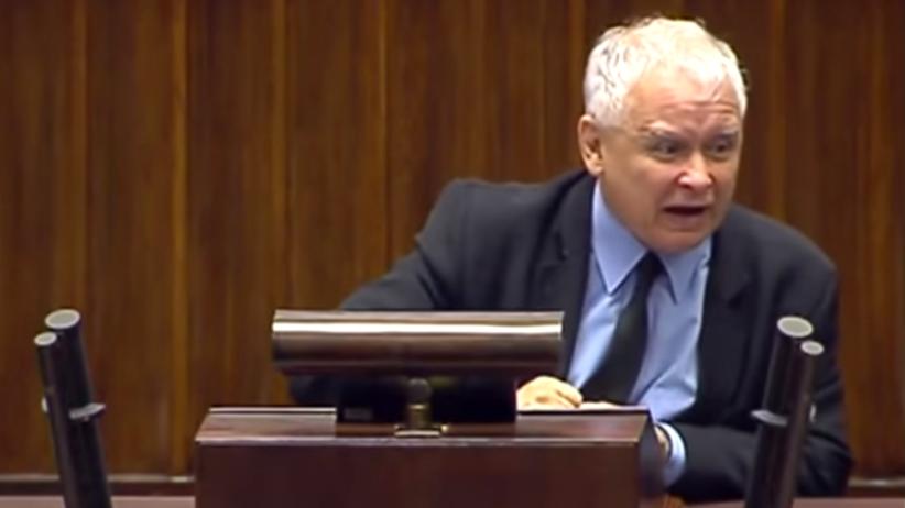 ''Zdradzieckie mordy (...) jesteście kanaliami''. Pierwsze zawiadomienia do prokuratury ws. słów Jarosława Kaczyńskiego