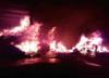 Warszawa: Pożar sortowni śmieci [ZDJĘCIA]