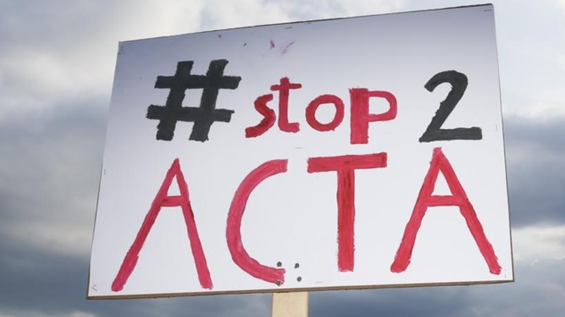 Polacy walczą o wolny internet. W Warszawie protesty przeciwko ACTA2