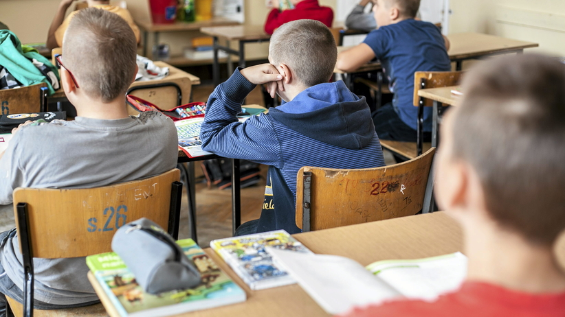 Skandal w szkole podstawowej. Ostre porno zamiast lektury