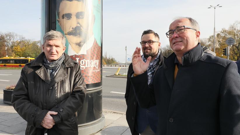 Kolejny pomnik w Warszawie? Chce go SLD