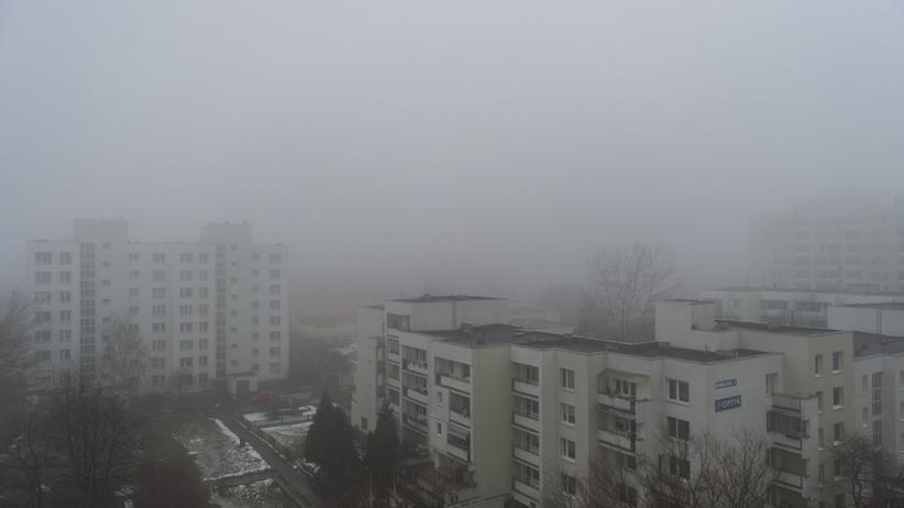 Padł smogowy rekord w Warszawie. Od dzisiaj nie ma czym oddychać