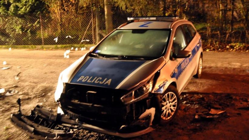 Strzelanina i policyjny pościg pod Warszawą. Jedna osoba nie żyje