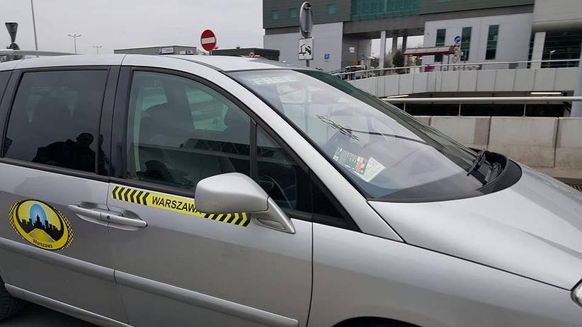 Taksówkarz zażądał 660 złotych za kurs od turystów z Cypru. W aucie były dzieci