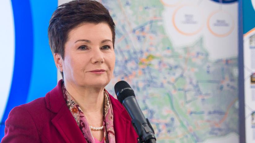 Urząd Skarbowy zajął rachunek Hanny Gronkiewicz-Waltz