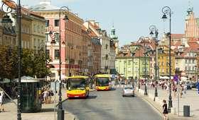 Marsze i uroczystości w Warszawie. Oto zmiany w komunikacji