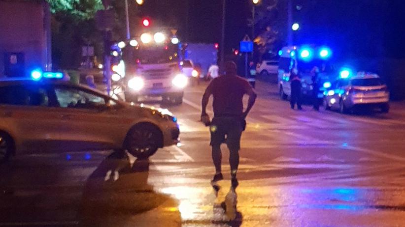Warszawa. Wybuch w jednym z mieszkań, jedna osoba zatrzymana