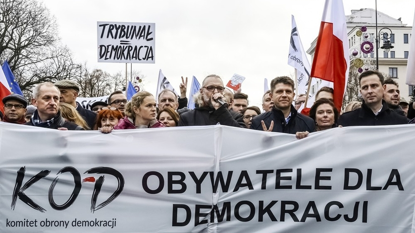Koalicja Obywatelska chce upamiętnić antyrządowe protesty. Co na to PiS?