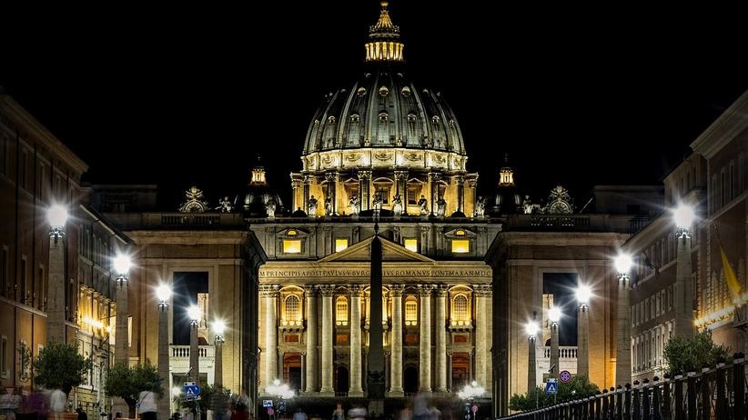 Papież zobaczy polską choinkę z okna. Świąteczne drzewko z naszego kraju stanęło na Placu Świętego Piotra