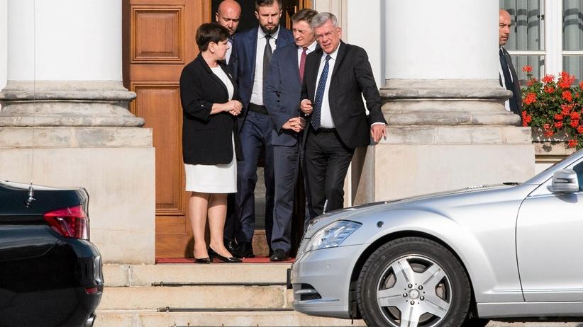 Politycy po spotkaniu w Belwederze. Będzie dodatkowe posiedzenie Sejmu?