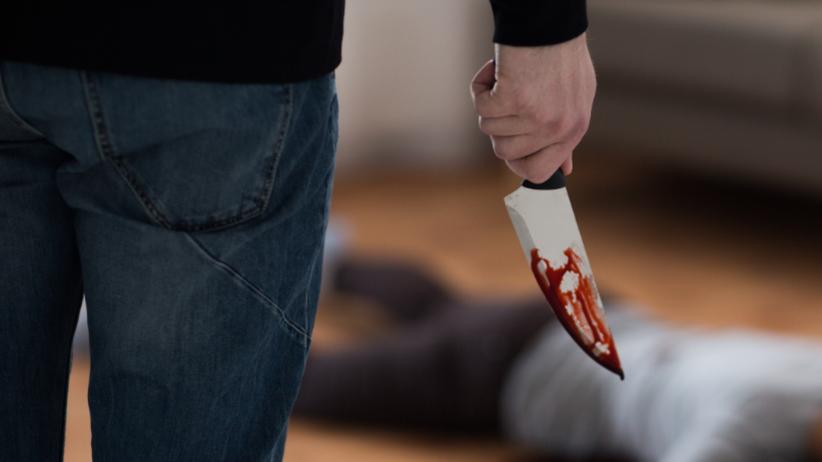 Chwycił nóż i zabił swojego ojczyma. Nie pójdzie do więzienia