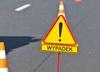 Czołowe zderzenie na A2. Kobieta jechała autostradą pod prąd