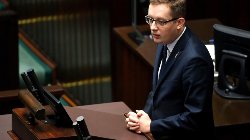 Winnicki: PO i Nowoczesna są agenturą wpływu zachodniego liberalizmu