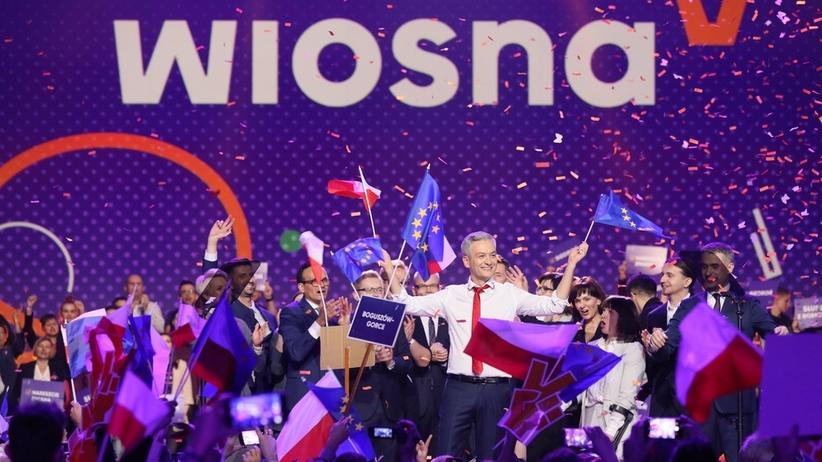 ''Wiosna'' to nazwa partii Roberta Biedronia. ''Wniesiemy świeżość do polskiej polityki''