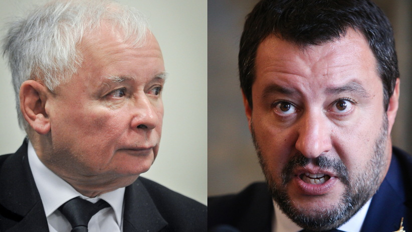 Jarosław Kaczyński spotka się z wicepremierem Włoch. W jakim celu?