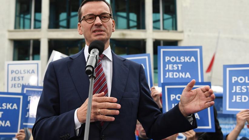 Sąd w Warszawie oddalił wniosek PO przeciw premierowi