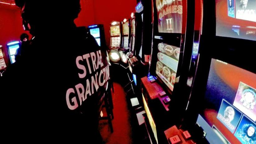 Wólka Kosowska jak polskie Monte Carlo. ABW zlikwidowało kasyna azjatyckiej mafii