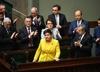 Sejm zagłosował ws. odwołania premier Szydło