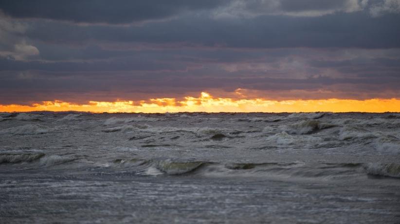 Wrak niemieckiego Messerschmitta znaleziony na plaży w Stegnie