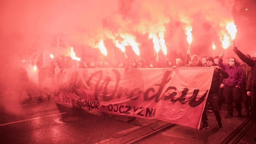 Wrocław. Jest decyzja sądu w sprawie marszu narodowców