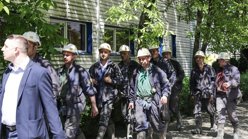 Wstrząs w kopalni Zofiówka: Wciąż nie ma kontaktu z trzema górnikami