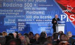 Kaczyński: musimy otworzyć drogę do prawdziwej Rzeczpospolitej
