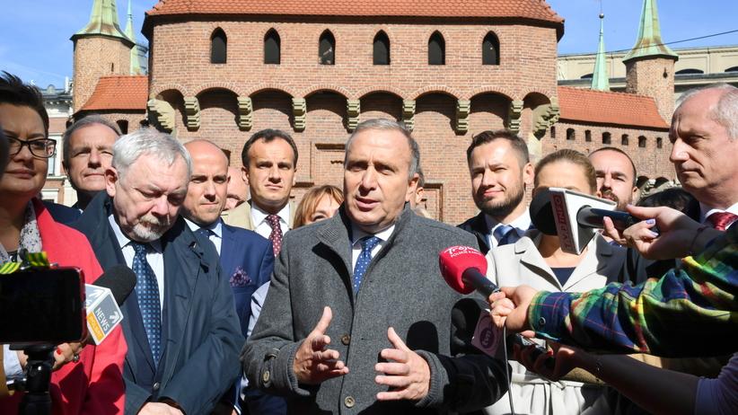 Wybory 2018. Konwencja samorządowa Koalicji Obywatelskiej w Krakowie